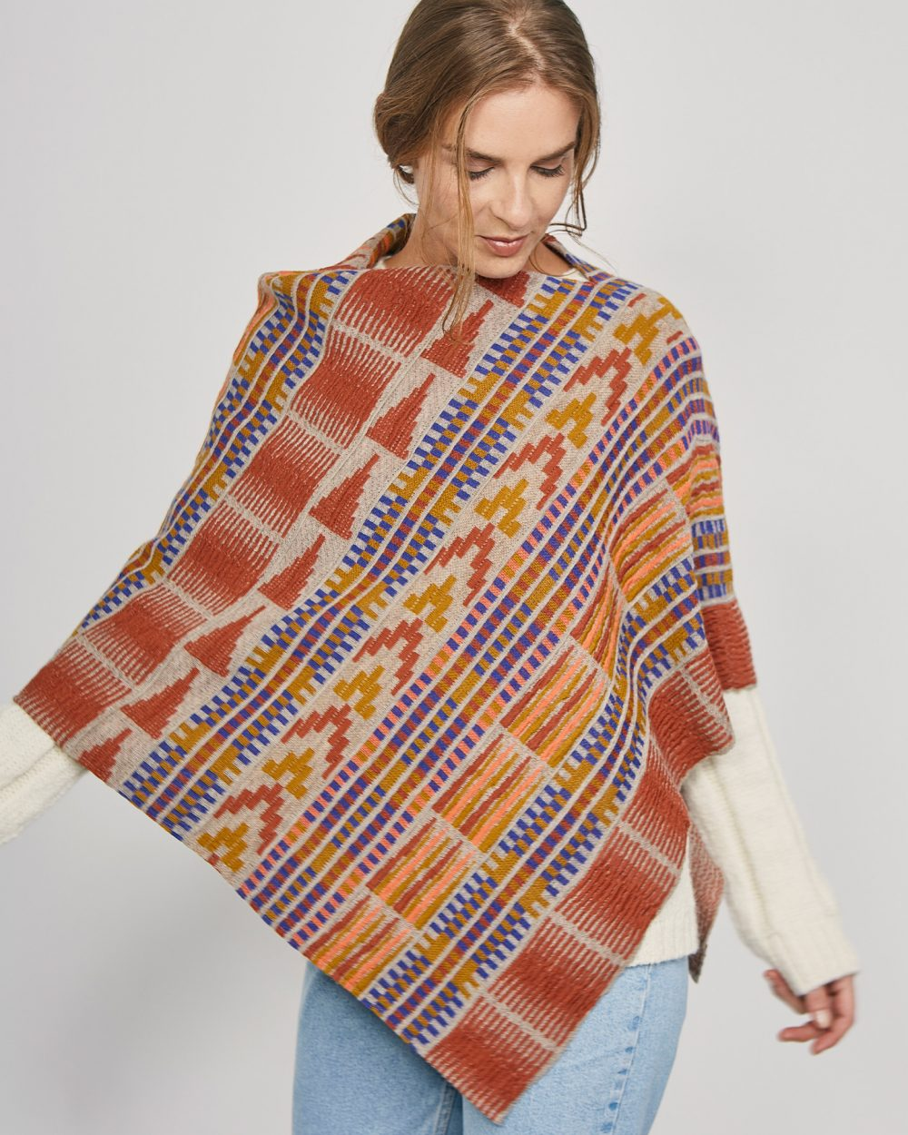 Poncho Elevation