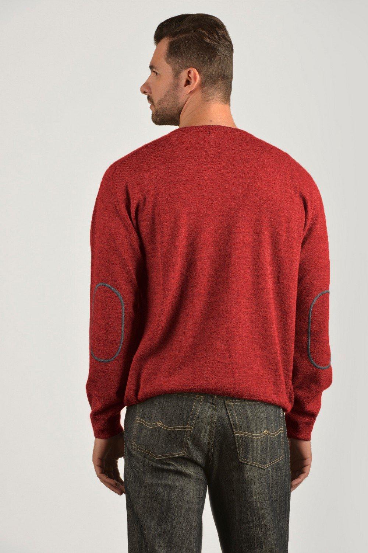Pull jersey essentiel en baby alpaga